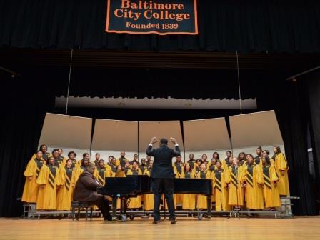 Baltimore City College Choir