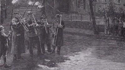 Moravian Trombone Choir