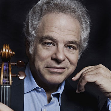 Itzhak Perlman, conductor and violin