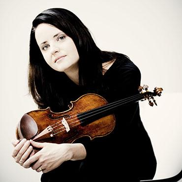 Baiba Skride, violin