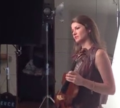 Behind the Scenes - BSO Musician Photo Shoot