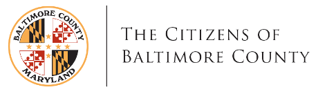 Baltimore County logo - no bg