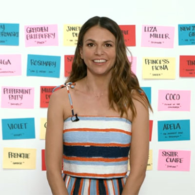 Sutton Foster: Role Call
