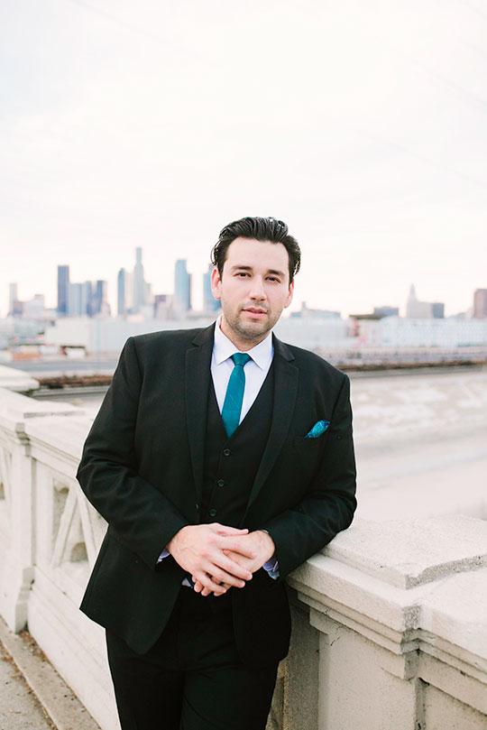 Joshua Guerrero, tenor