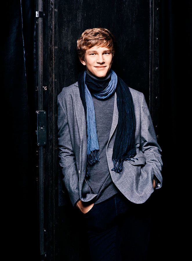 Jan Lisiecki, piano