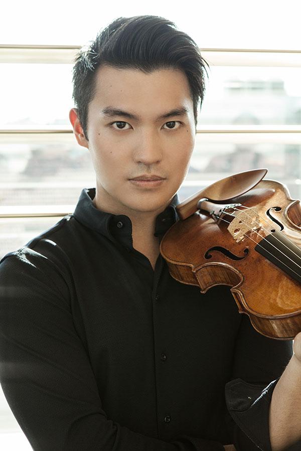 Ray Chen, violin