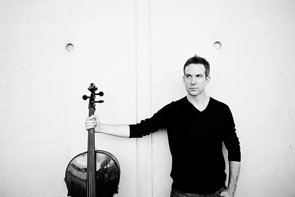 Johannes Moser, cello