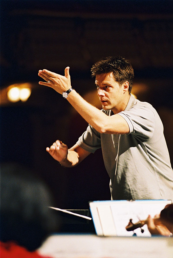 Christoph Konig, conductor