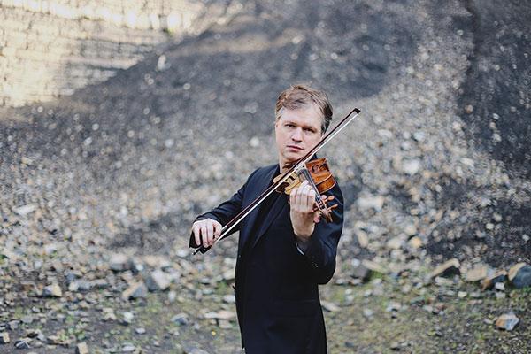 Henning Kraggerud, violin