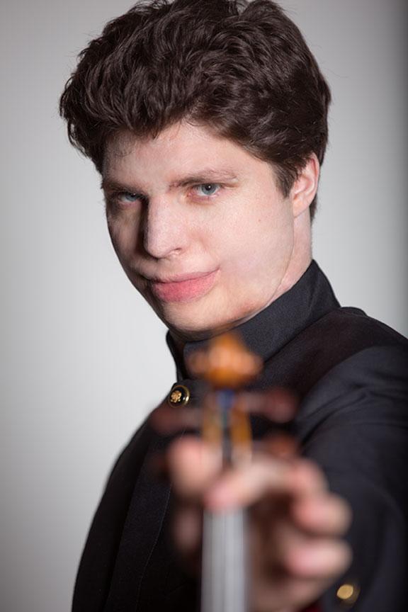 Augustin Hadelich, violin