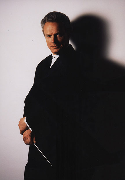 Yan-Pascal Tortelier, conductor