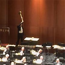 Mahler 6 Hammer Strike