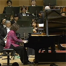 Brahms' Piano Concerto No. 2 with Helene Grimaud