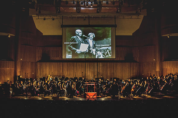 100th Anniversary Concert