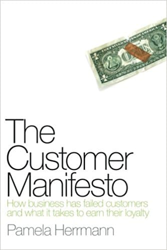 The Customer Manifesto