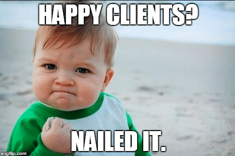 Keep Clients Happy with Top Customer Service