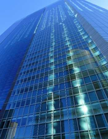 Building managed by Property Management Company
