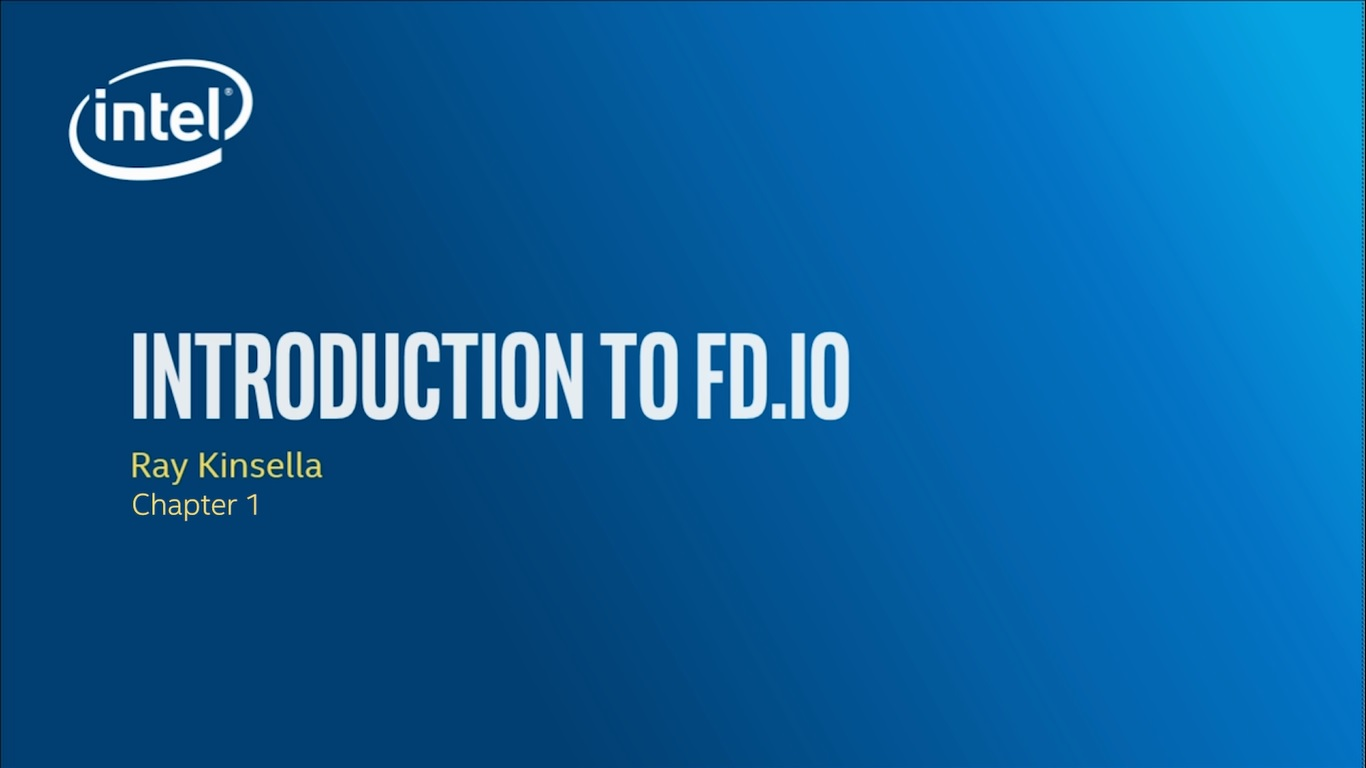 Chapter 1: Introduction to FD.io