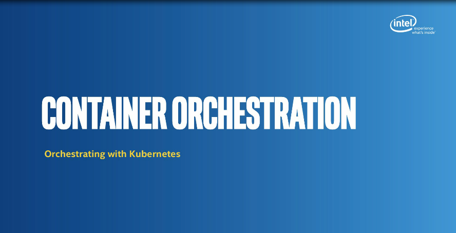 Chapter 1: Container Orchestration with Kubernetes*