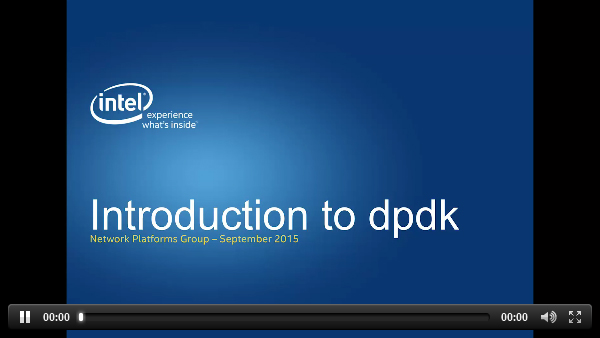 Chapter 1: Introduction to DPDK