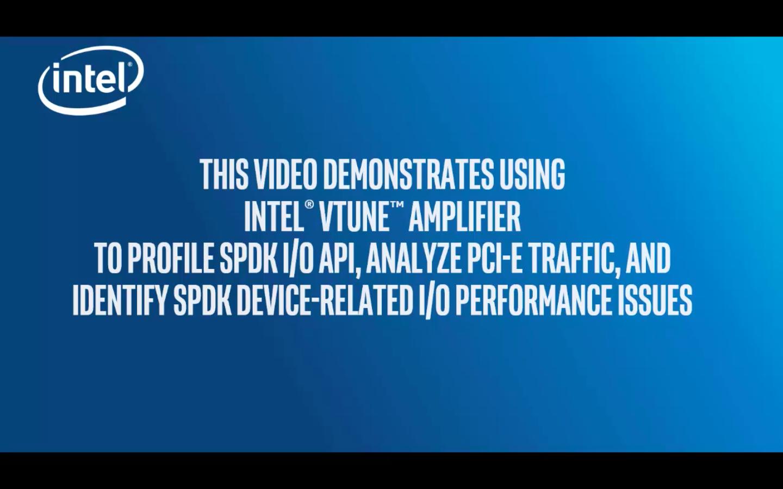 Chapter 1: Intel® VTune™ Demo