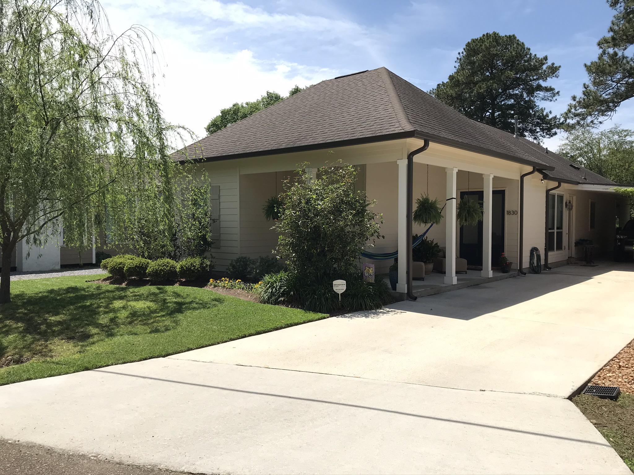 House in Louisiana