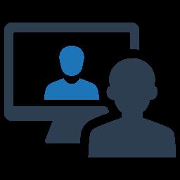 Image result for online job interview png vector