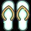 flip-flops-icon