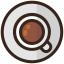 top-view-coffee-cup-icon-icon