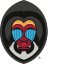 mandrill-shield-icon-icon