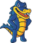 left,arrow,hostgator icon