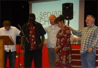 Servants Church Praying For Us