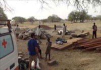 Kingdom Assignment Sudan constructing a medical clinic in Maloney