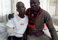 Ayak at Tenwek Mission Hospital