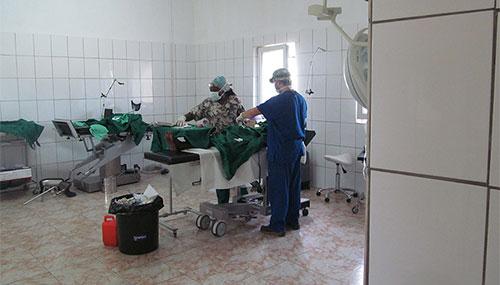 Tenwek Surgeons