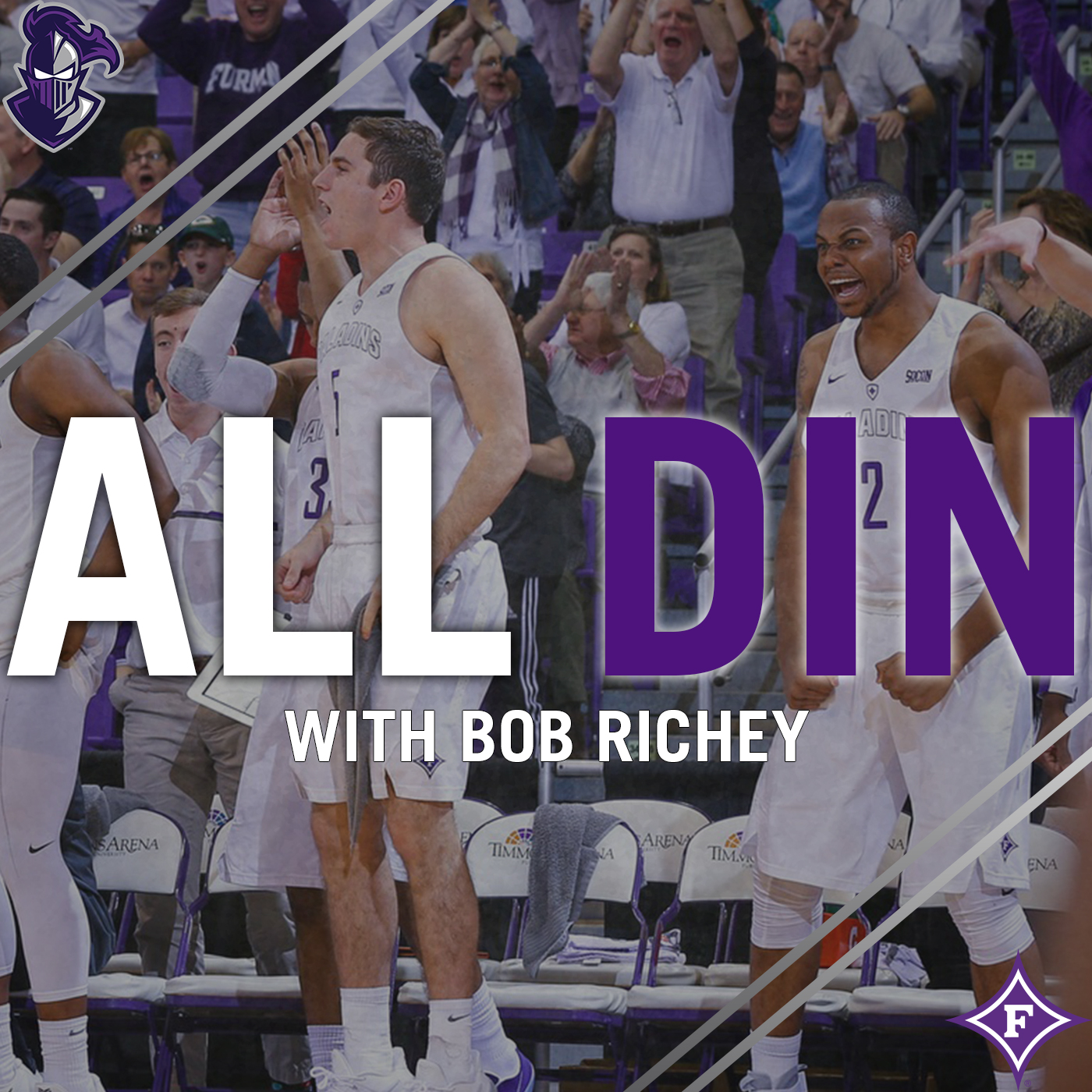 All DIN with Bob Richey and Furman Basketball