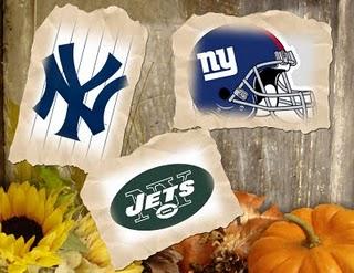 New York Sports Fall 2009