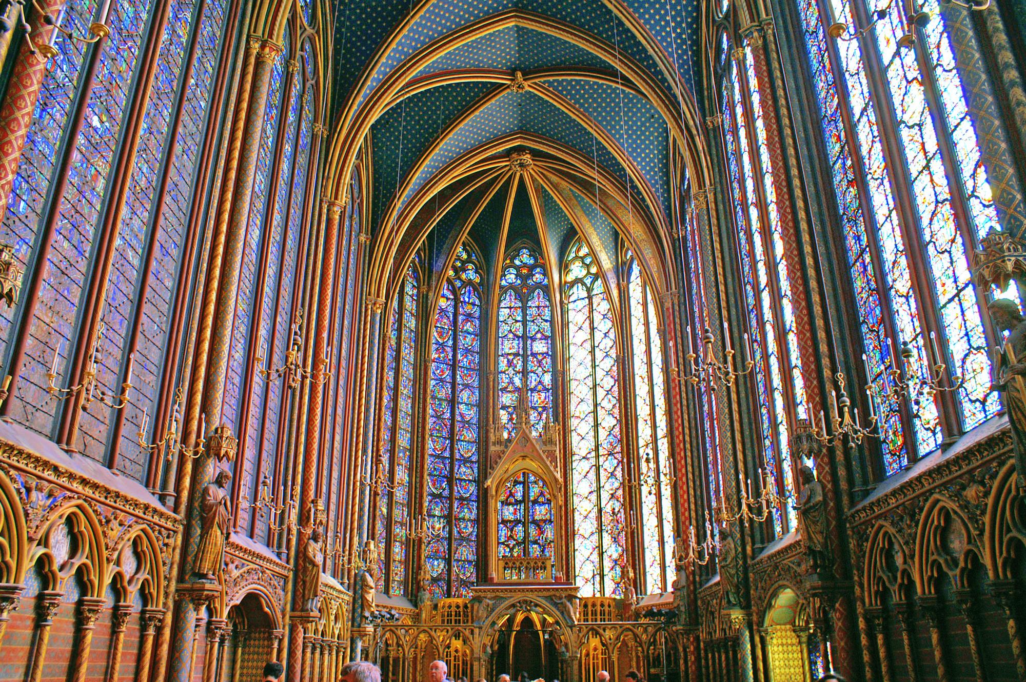 French 325 l 39 essentiel sur le cours l architecture for L architecture gothique