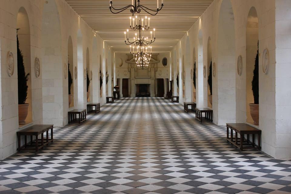Le mélange au château de Chenonceau | French 325