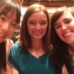 At the Phoenix Symphony with my beautiful friends!