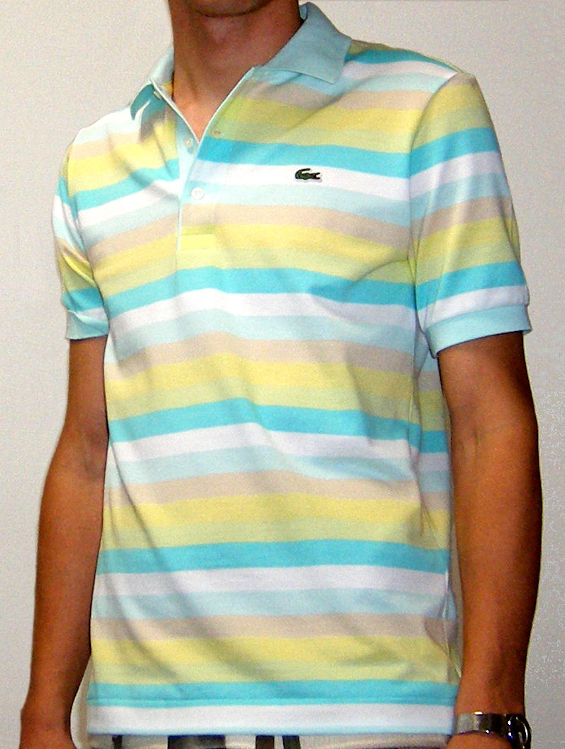 Tennis-shirt-lacoste