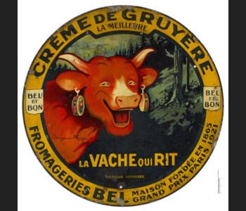 La Vache qui rit en 1924
