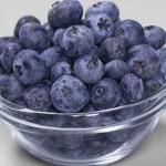 Myrtilles - blueberries