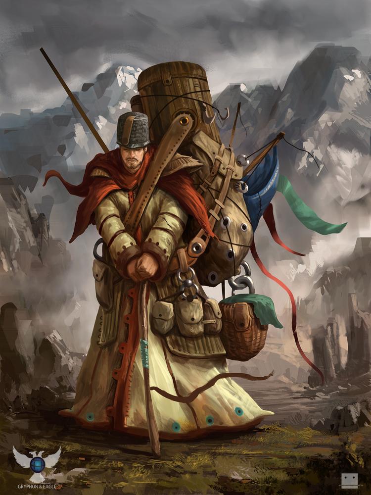 A Merchant Champion Lorsol