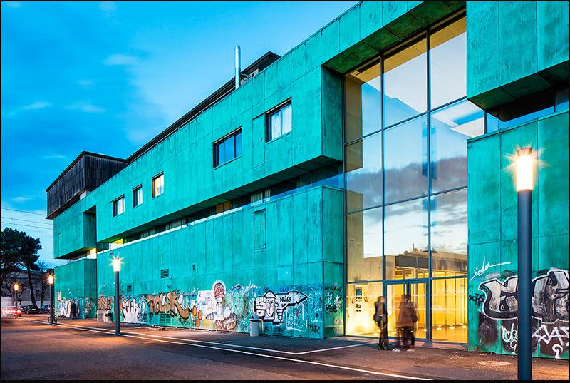 La vie artistique les aventures bordeaux for Maison de l architecture bordeaux