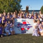 Furman Lady Paladins 2013 Southern Conference soccer champions