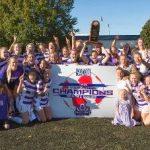 Furman Lady Paladins 2013 Southern Conference soccer champions
