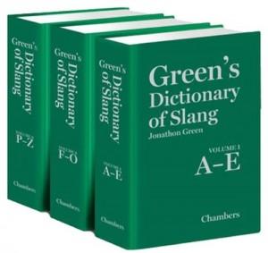 green's dictionary of slang