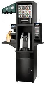 Keurig Coffee Kiosk