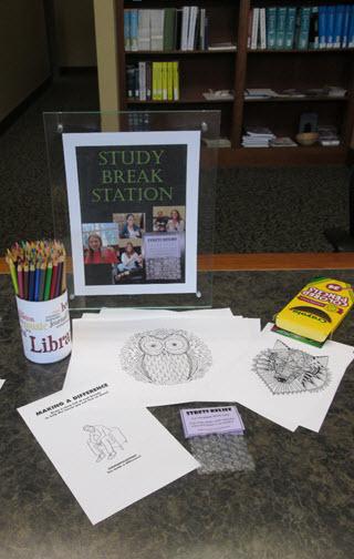 study break station